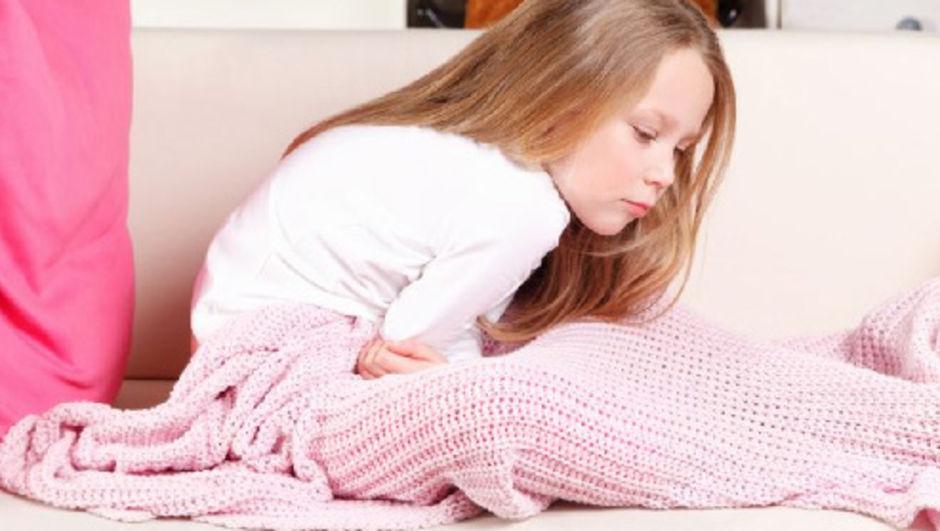 Çocuklardaki karın ağrısı için bunları yapın