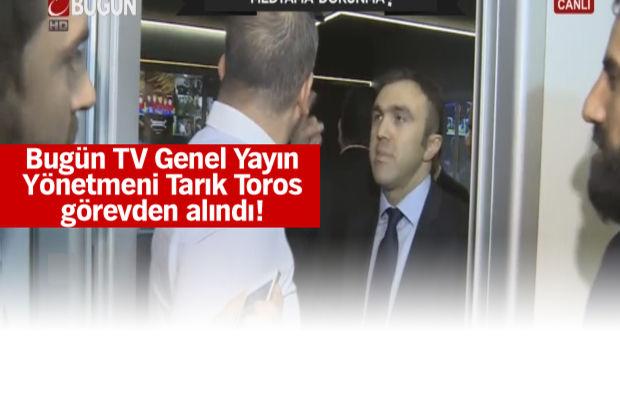 Kanaltürk ve Bugün TV'nin yayını durduruldu