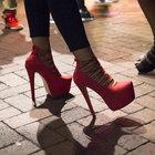 Depreme karşı topuklu ayakkabı yasağı