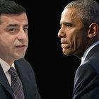 "Selahattin Demirtaş'tan Barack Obama'ya ""Zalım"" tweeti"