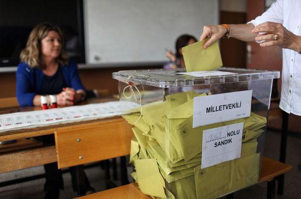 Şanlıurfa Seçim Sonuçları