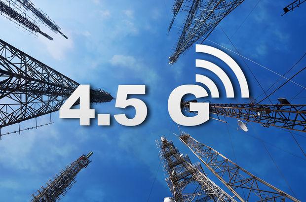 4,5G imtiyaz sözleşmeleri imzalandı, BTK, Vodafone, Turkcell, Avea, 4.5G