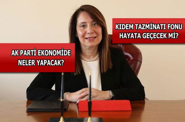 Başbakan'ın ekonomi başdanışmanı Habertürk'e açıkladı