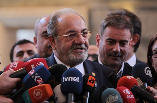 AK Partili Uslu: Kilidi çözecek sistem başkanlık