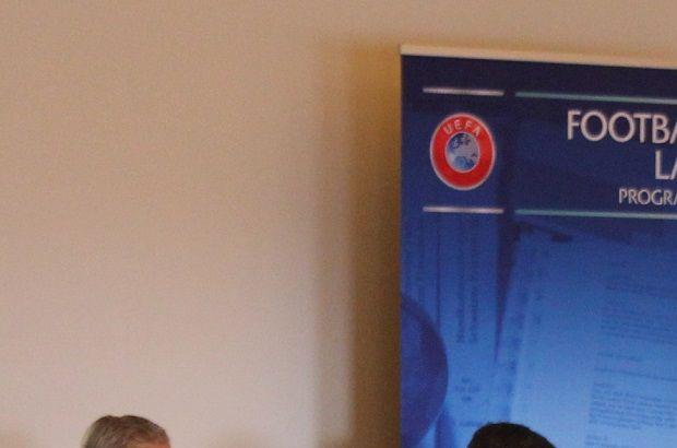 UEFA futbol huhukçuları KHAS'ta yetişiyor