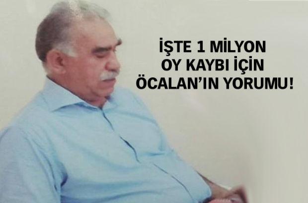Öcalan: Hem Suriye hem Türkiye'de başarısız oldular