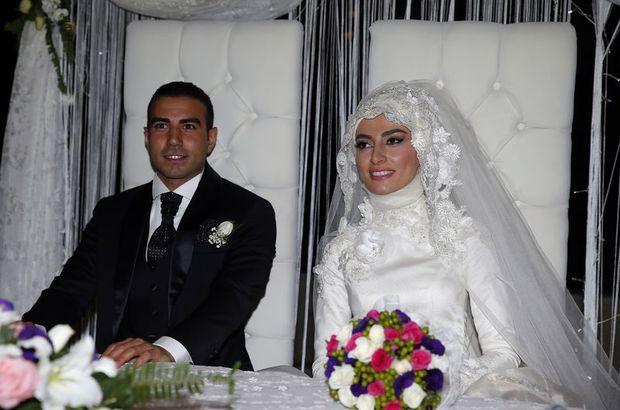 Ali Rıza Alaboyun'un oğlu evlendi