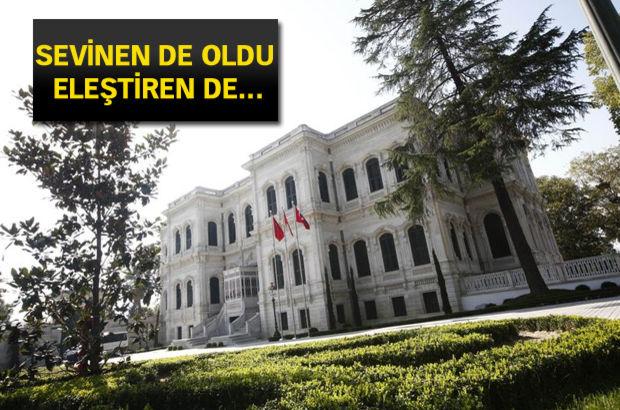 Yıldız Sarayı, Murat Bardakçı, Cumhurbaşkanlığı İstanbul Külliyesi