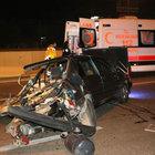 Bursa'daki kazada 1 kişi öldü, 2 kişi yaralandı