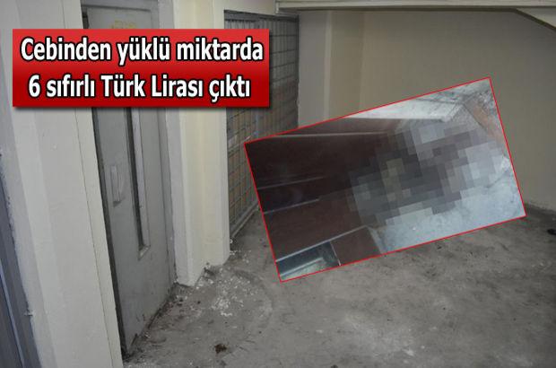 İzmir'de 10 kullanılmayan asansörde çürümüş ceset bulundu