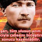 Atatürk resimleri ve 10 Kasım sözleri