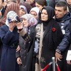 Hakkari şehidi için Ankara'da tören düzenlendi