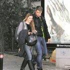 Alina Boz sevgilisi Burak Yörük'le yakalandı