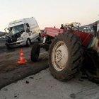 Balıkesir'de korkunç kaza: 1 kişi öldü, 2 kişi yaralandı