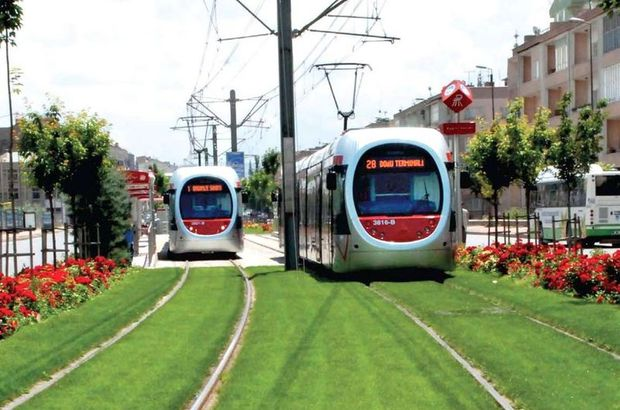 Yeşil tramvay, izmir tramvayı, konak tramvayı, izmir tramvay projeleri