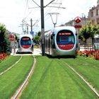 Yeşil tramvay geliyor