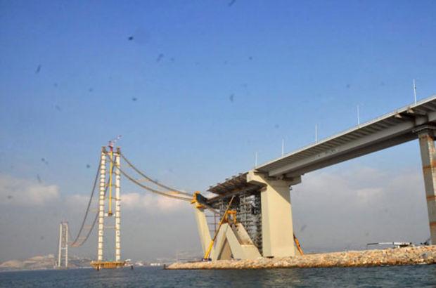 Körfez Geçiş Köprüsü, Körfez Geçiş Köprüsü açılış tarihi, Körfez Geçiş Köprüsü ne zaman açılacak, Körfez Geçiş Köprüsü nerede, Körfez Geçiş Köprüsü çalışmaları son durum