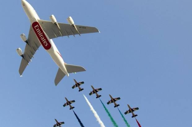 Dubai Airshow, Dubai Airshow ne zaman, Dubai Air Show