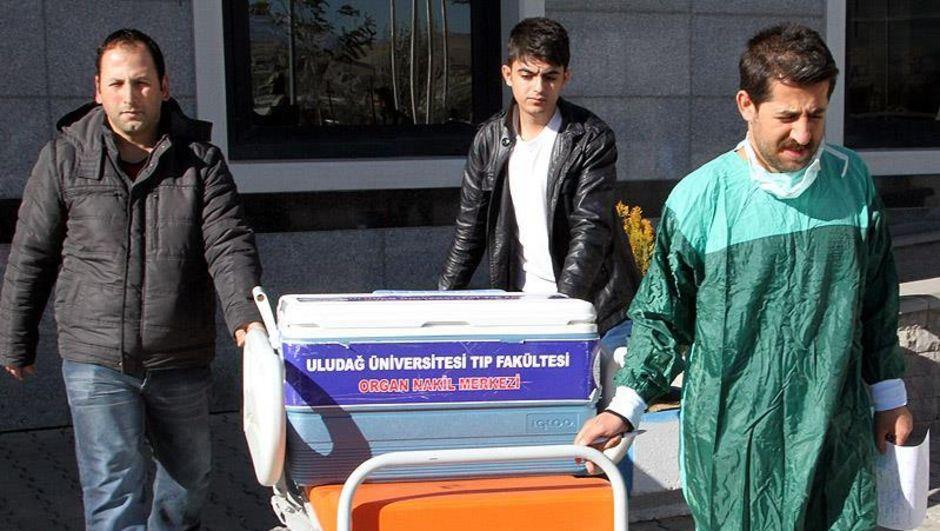 Eren Aral, organ nakli, organ bağışı, Bursa