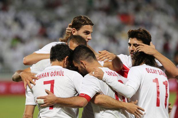 Katar: 1 - Türkiye: 2 | MAÇ ÖZETİ VE GOLLERİ İZLE