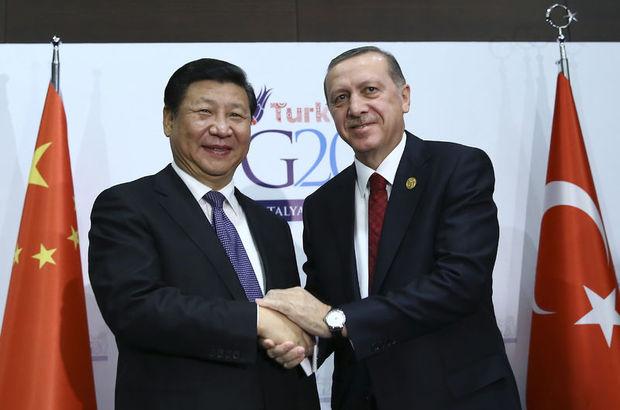 Türkiye ile Çin 7 anlaşma imzaladı