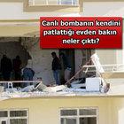 GAZİANTEP'DE KENDİNİ PATLATAN BOMBACI BAKIN KİM ÇIKTI!