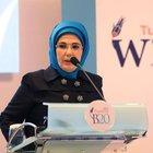 Emine Erdoğan:Her türlü zulme hep birlikte 'dur' diyelim