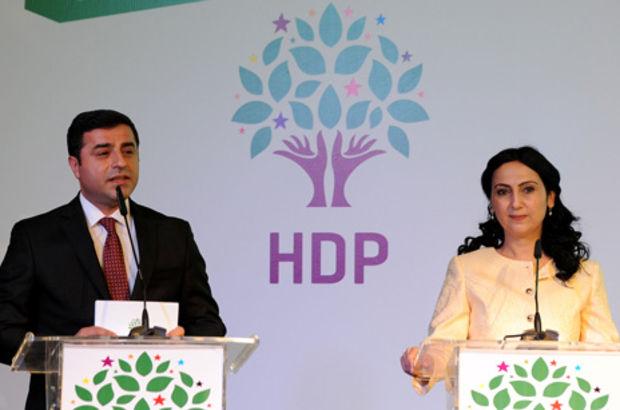 HDP önce grup toplantısı yapacak