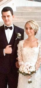 Didem Tezelman ile Dinç Kanan evlendi