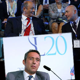 İşadamları G20'de buluştu