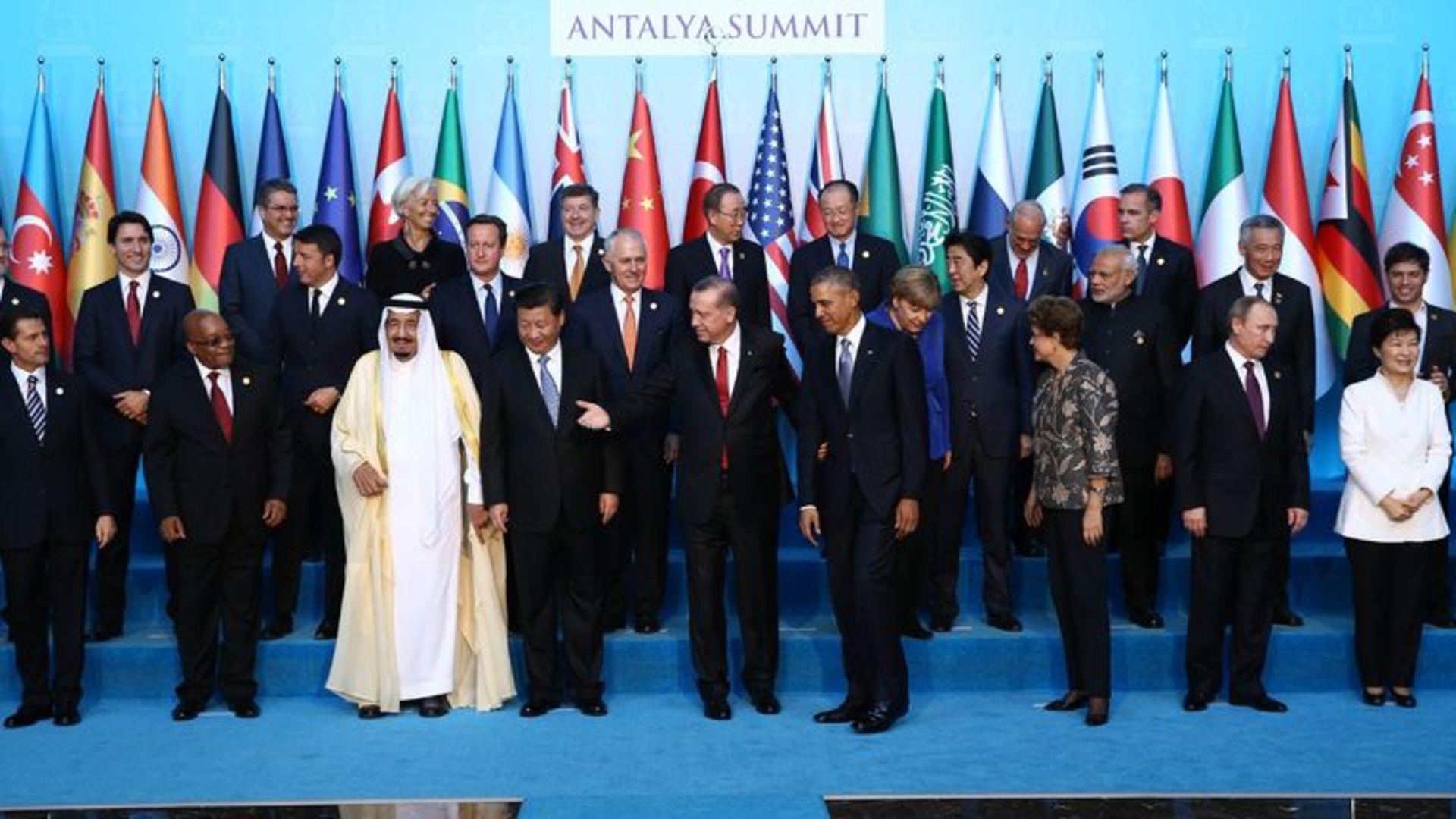 dünya liderleri toplantısı ile ilgili görsel sonucu