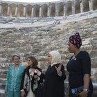 Emine Erdoğan'la kültür keşfi