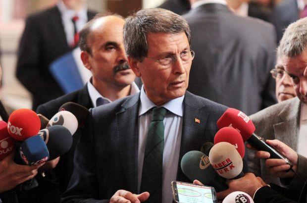 Yusuf Halaçoğlu, mhp TBMM meclis başkanlığı