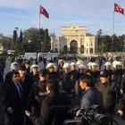 İstanbul Üniversitesi'nde kavga! 5 kişi gözaltında