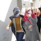 Gaziantep'teki canlı bombanın eşi ile birlikte 4 kişi tutuklandı