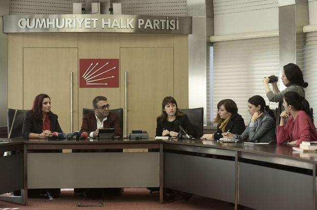 CHP'li vekiller Ermenistan'dan gelen gazetecilerle görüştü