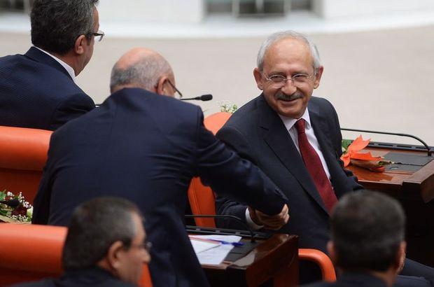 İşte CHP'nin Meclis vitrini