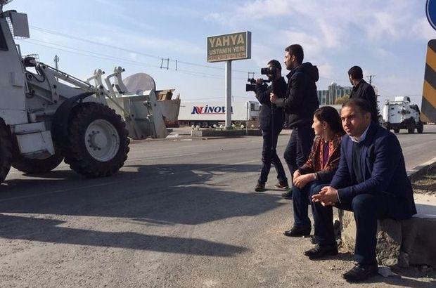 HDP'li vekiller 'çözüm' için açlık grevinde