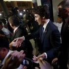 Pop yıldızı muamelesi Kanada liderini gerdi