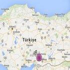 Gaziantep'te deprem paniği!