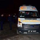 Zonguldak'ta kömür ocağında patlama meydana geldi