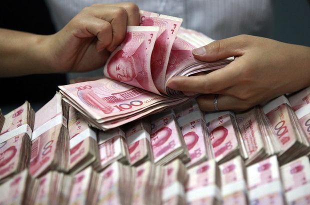 çin, para, yuan