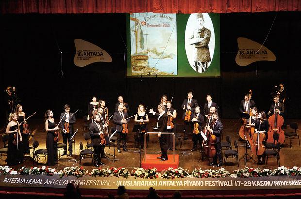 16. Uluslararası Piyano Festivali