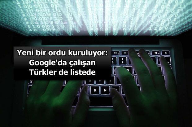 Türkiye lejyoner Türklerin peşine düştü, Türkiye 'siber ordu'su yıl başında faaliyete giriyor