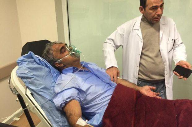 HDP'li Sancar hastaneye kaldırıldı!