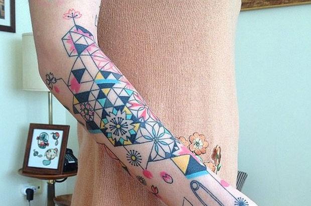 Sosyal medyada en popüler 18 dövmeci