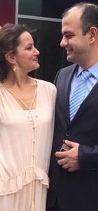 Yıldız Asyalı sevgilisi Emre Vatansever'le evlendi