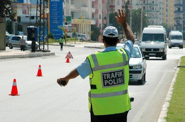 Trafikte 53 bin kişiye ceza kesildi