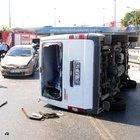 Zeytinburnu'nda trafik kazası: 1 yaralı