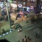 Hakkari'de iki gencin kavgası polisi alarma geçirdi